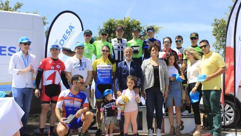 Blas Fernández y Lidia Rueda hacen podio en un gran 'Critérium de Vera'