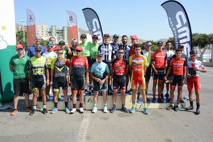 Blas Fernández se impone en el Critérium de Adra