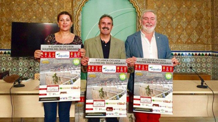 Más de 120 ciclistas disputarán la II Clásica del Bajo Andarax