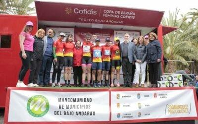 La Comarca del Bajo Andarax luce en la Copa de España Féminas 2019
