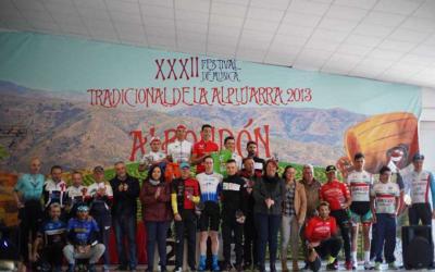 Fernando Romera Porras estrena el palmarés de la Vuelta a Granada