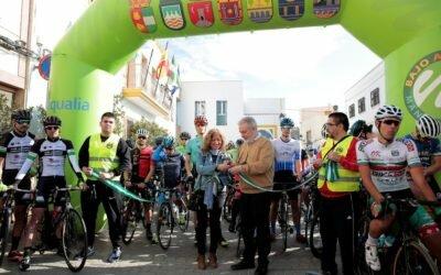 Jorge Montenegro gana la III Clásica Ciclista Máster del Bajo Andarax